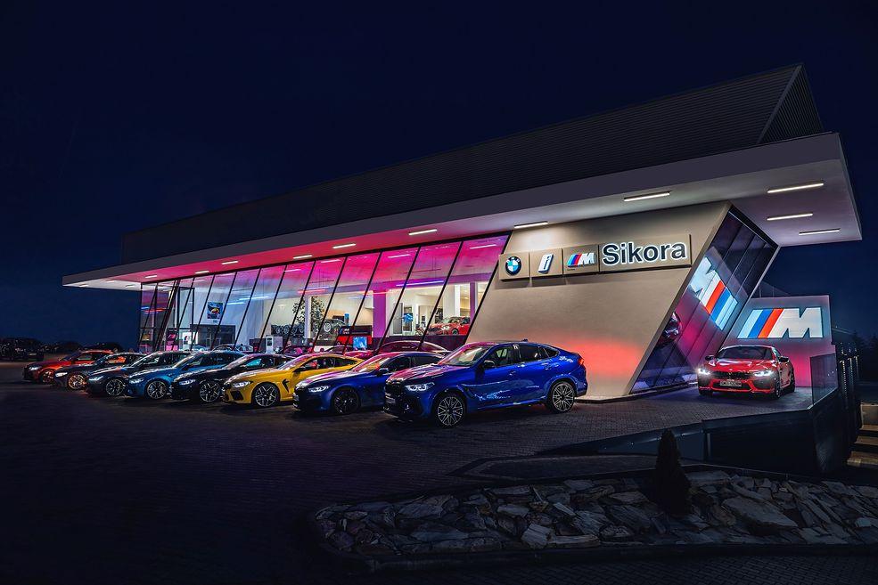 Salon BMW M w Mikołowie (fot. BMW)