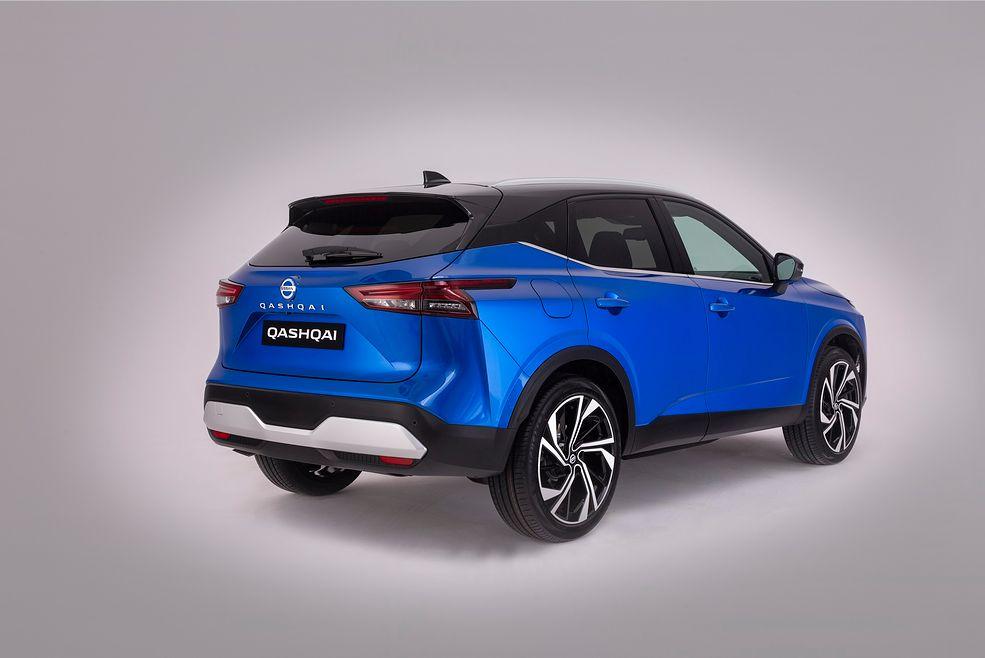 Nissan Qashqai trzeciej generacji (2021)