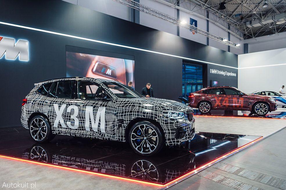 BMW na Poznań Motor Show 2019 (fot. Mateusz Żuchowski)
