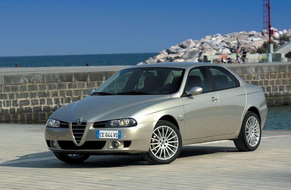 Alfa Romeo 156 Dane Techniczne Spalanie Opinie Cena Strona 6 Z 7 Autokult Pl