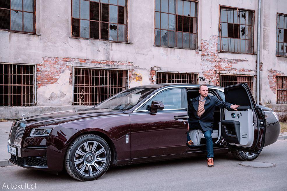 Rolls-Royce Ghost EWB (2021)