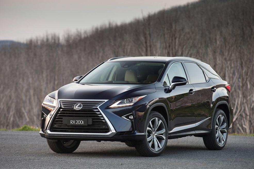 Lexus RX - dane techniczne, opinie, ceny | Autokult.pl