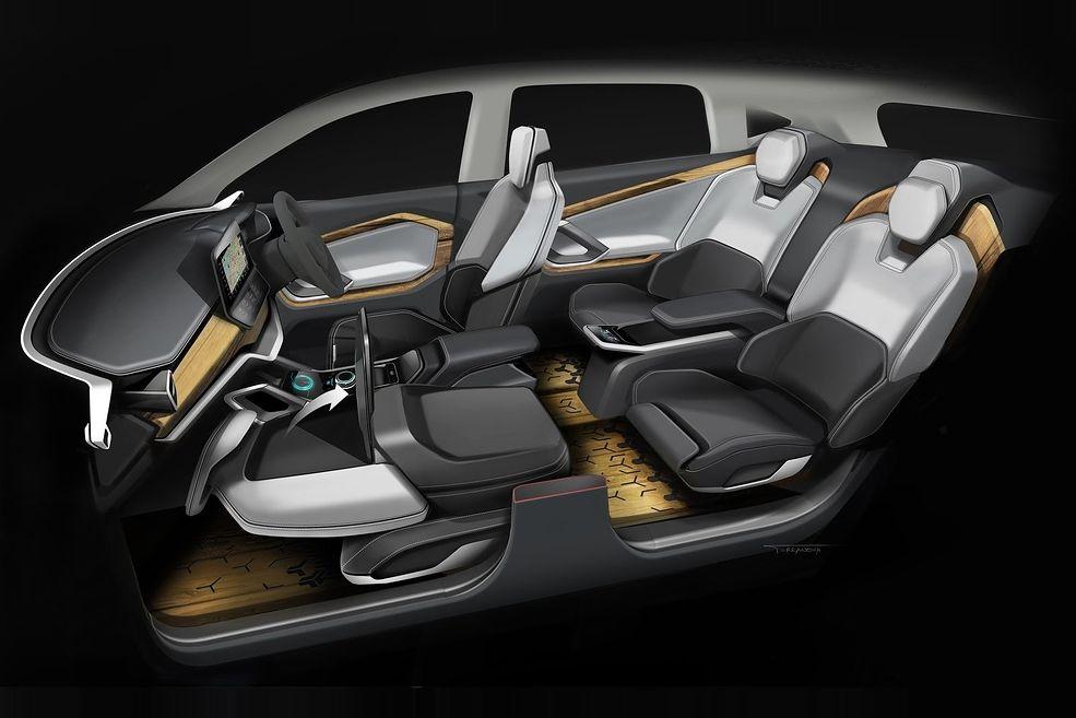 Tata H5X Concept - idealny samochód na randkę i na ryby ...