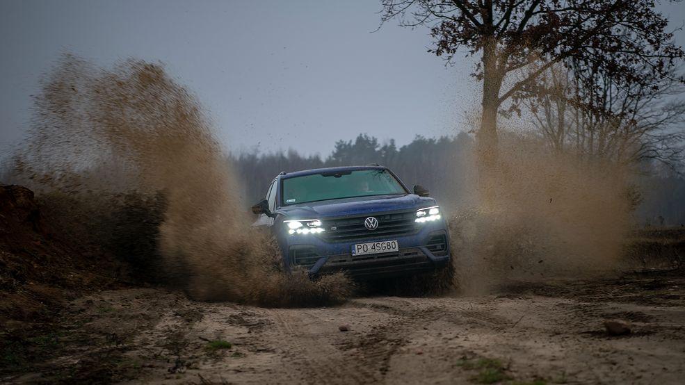 Volkswagen Touareg R eHybrid