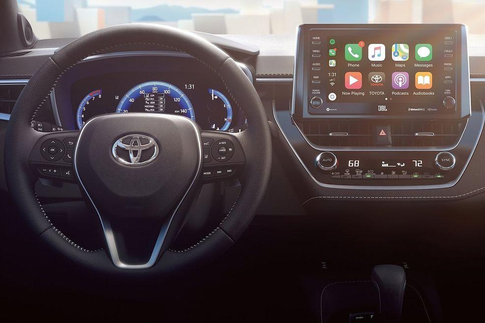 Toyota Auris 2019 Zdjecia Wnetrza Autokult Pl