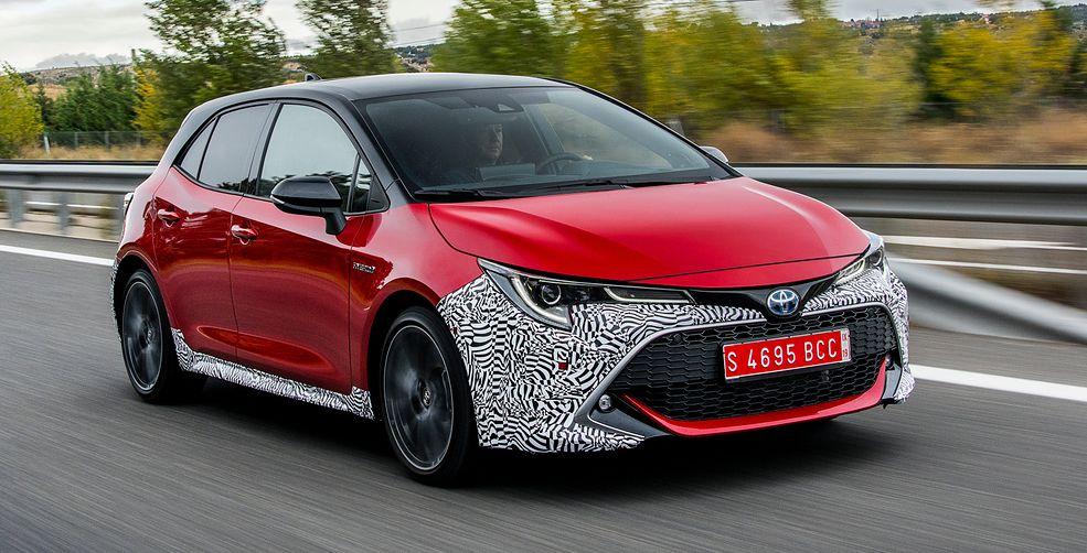 Niewiarygodnie Nowa Toyota Corolla (2019) - opinia, pierwsza jazda, osiągi BT98