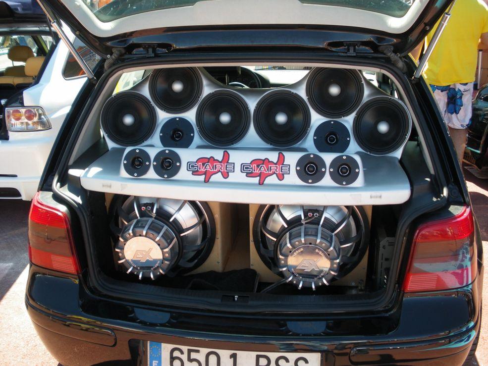 Ekstremalne Zabudowy Car Audio Galeria Autokult Pl