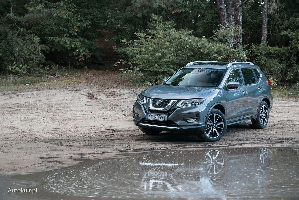 Nissan X-trail już dawno powinien zostać zastąpiony przez nowszą konstrukcję.