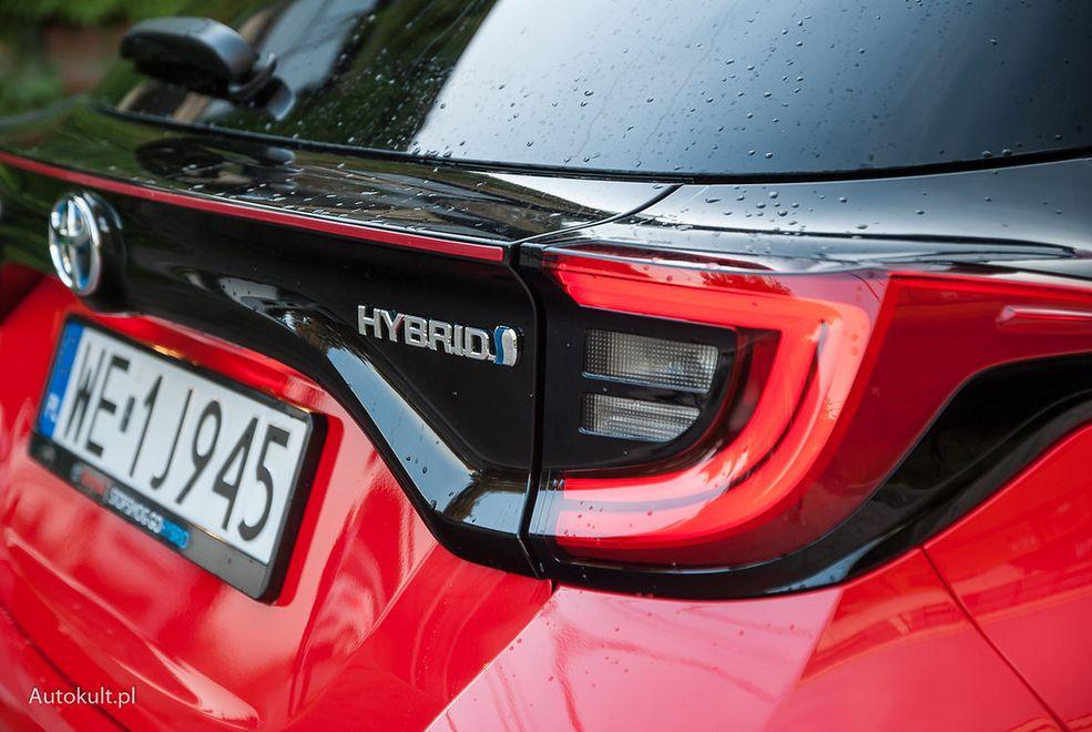 Hybrydy to nowość? Nie dla Toyoty