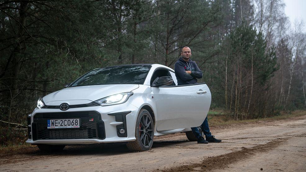 Auto pozwala przeżyć niesamowite chwile, ale ostatecznie i tak wszystko sprowadza się do prostego pytania: czy GR Yaris jest mi potrzebny?