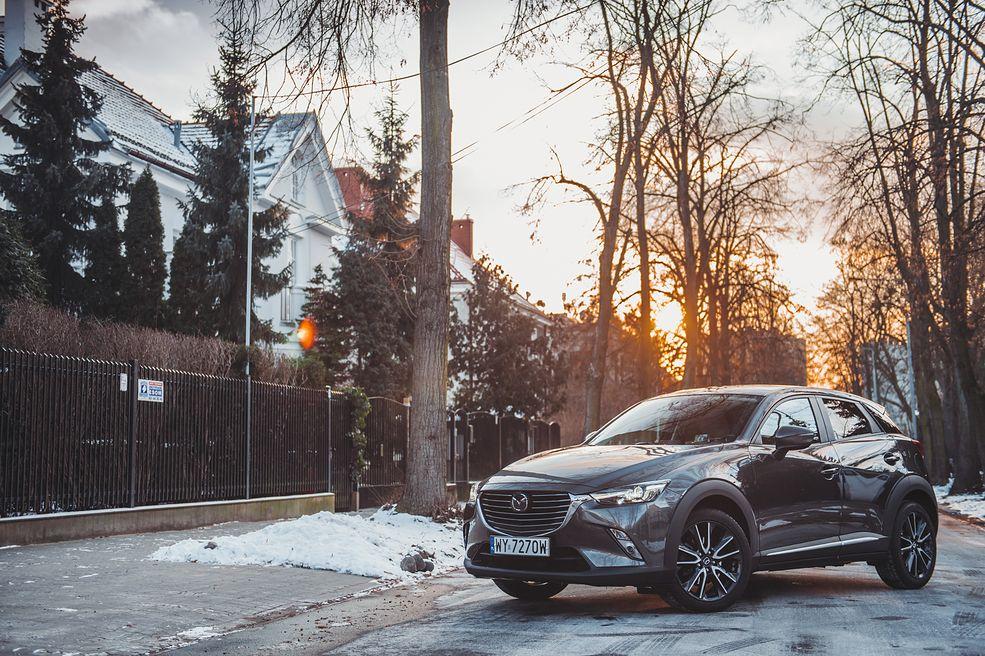 Mazda Cx 3 2018 Test Autokultpl