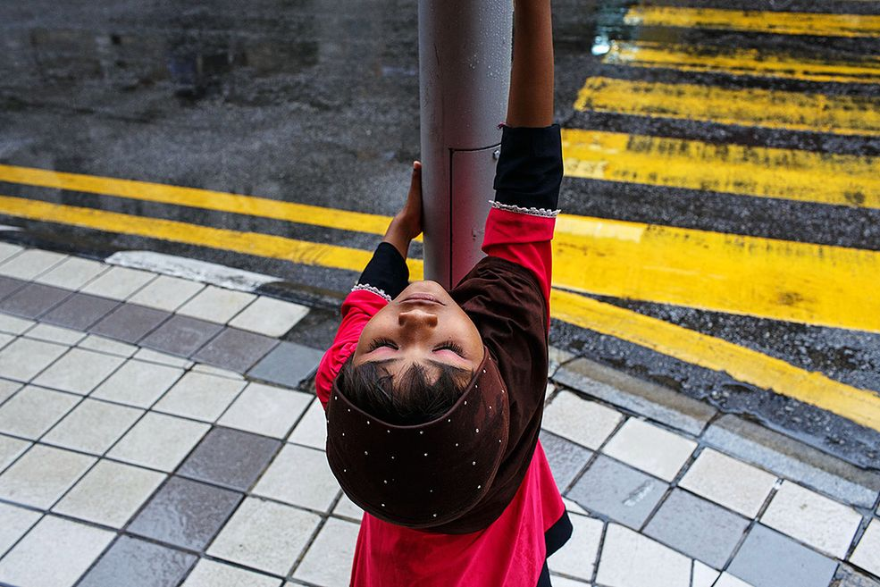 Zdjęcie nagrodzone w ubiegłorocznej edycji konkursu Leica Street Photo.