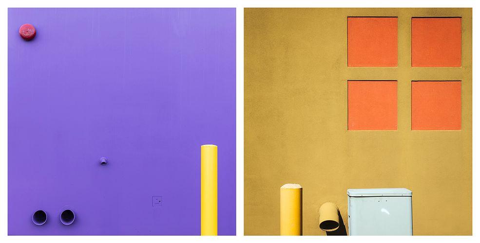 Tynk - mieszanina gipsu, wapieni i drobnego piasku. Materiał wykorzystywany powszechnie w budownictwie. Często barwiony na różne kolory, wykorzystywany jest do wykończenia budynków na całym świecie. W południowo-zachodnich Stanach Zjednoczonych, chrakterystyczne, intensywnie kolorowe budynki są bardzo popularne.