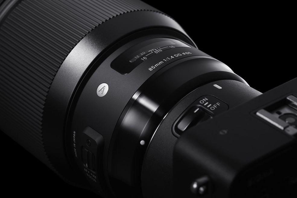 85 mm f/1.4 DG HSM ART
