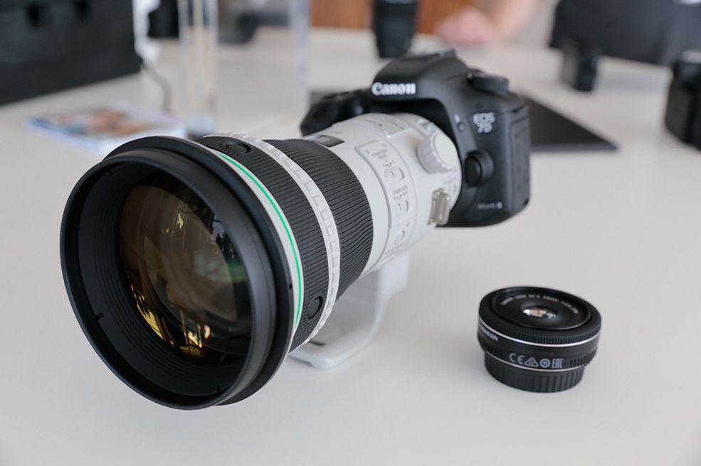 EF 400mm f/4 DO IS II USM to najnowszy super teleobiektyw firmy Canon.