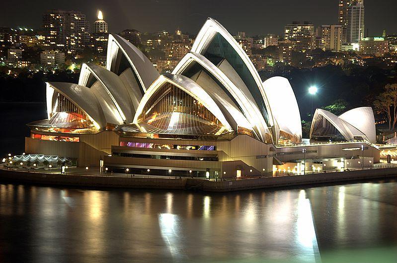 1 Opera w Sydney nie może być fotografowana dla celów komercyjnych bez zezwolenia. Wyjątkiem są sytuacje, gdy budynek jest częścią krajobrazu, ale każdy przypadek jest rozpatrywany osobno. Fot. Anthony Winning