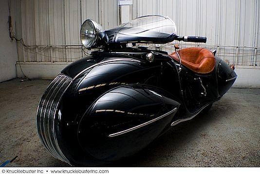 Najpiękniejszy motocykl na świecie