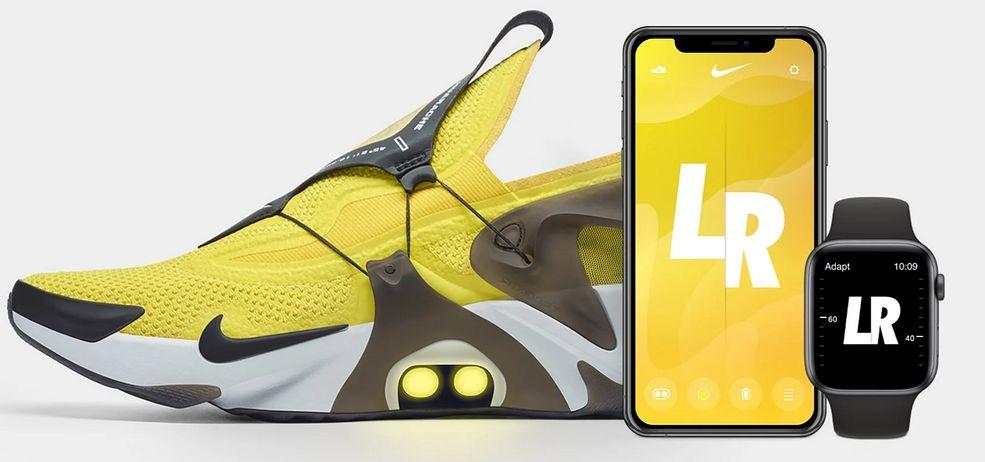 Nike Adapt BB pierwsze buty, które same się zawiążą
