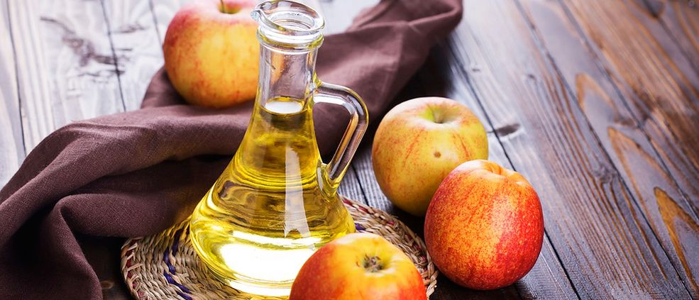 Ocet jabłkowy / Shutterstock