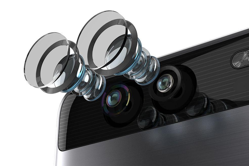 Aparaty w Huawei P9