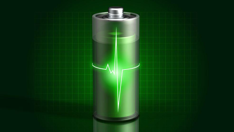Długo działające baterie