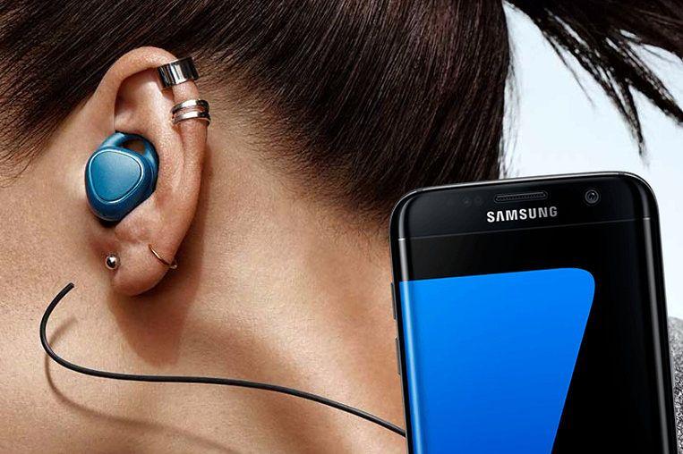 Gear IconX - bezprzewodowe słuchawki Samsunga