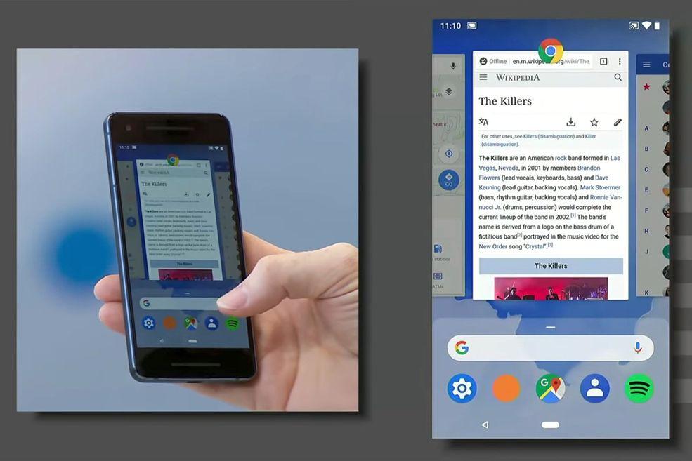 Gesty w Androidzie P nie są zbyt przemyślane