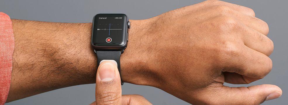 Opaska AliveCor Kardia dla Apple Watch