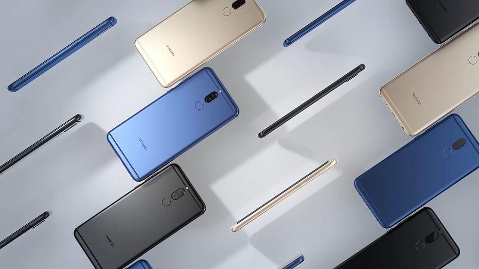 Huawei Mate 10 Lite to jeden z najpopularniejszych smartfonów w Polsce