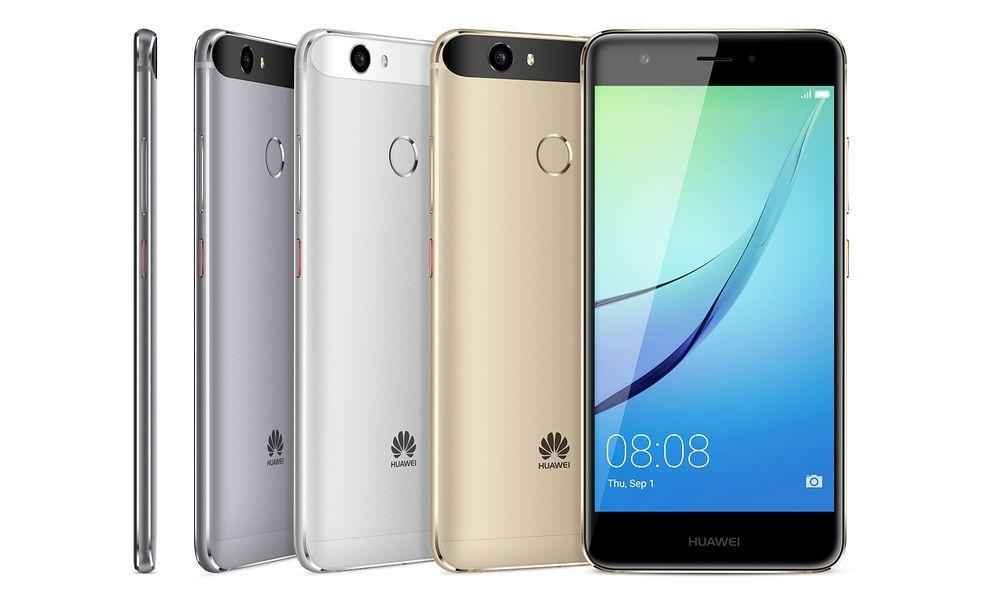 Znalezione obrazy dla zapytania Huawei Nova