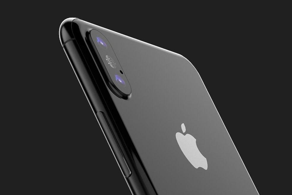 iPhone 8 - wizualizacja