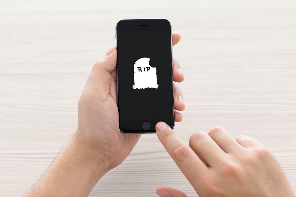 Zmodyfikowane zdjęcie iPhone'a