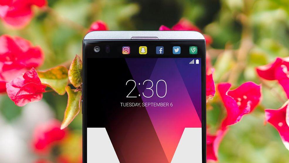 LG V20 to bezpośredni konkurent Galaxy Note'a 7, który nie jest dostępny w Europie