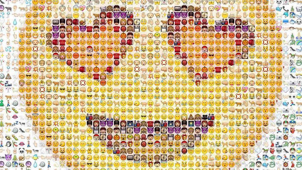 Emotikony ciekawe Emoji