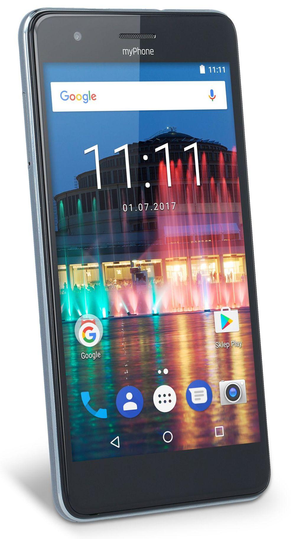 8d1e8a5f7aec myPhone City - dane techniczne
