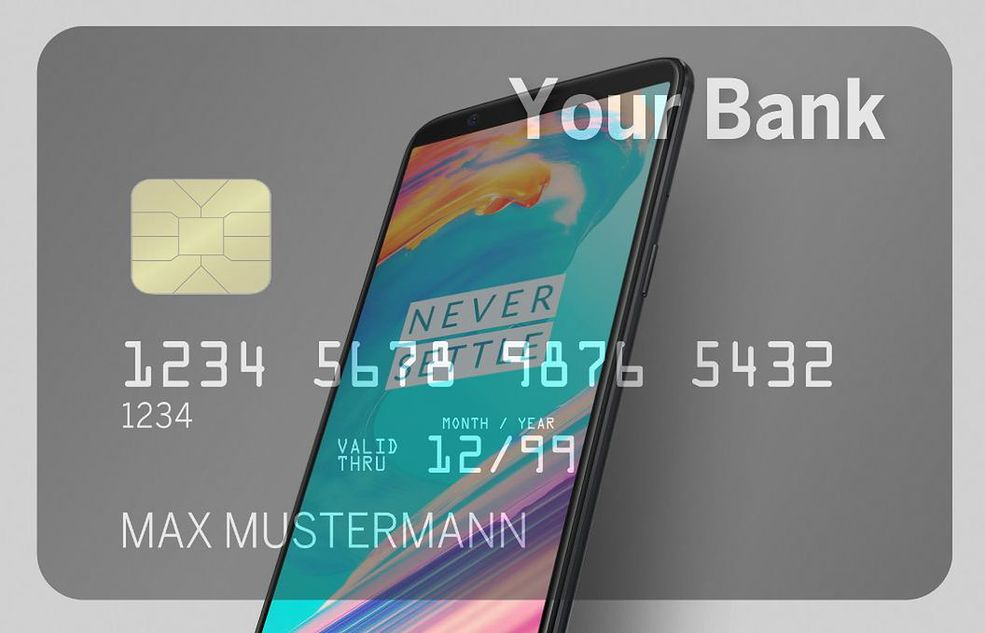 Zmodyfikowane zdjęcie z wykrozystaniem Karta kredytowa