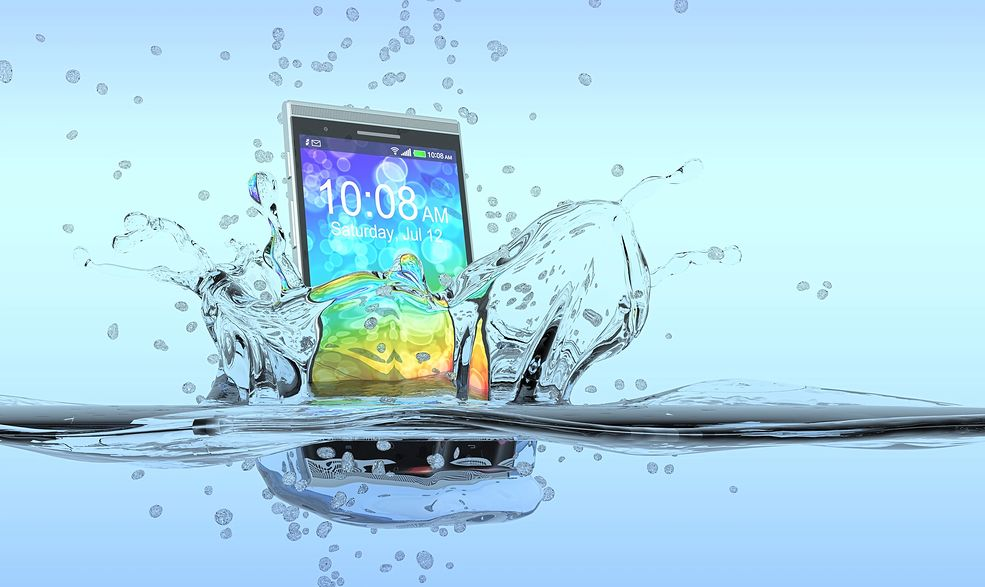 Wodoszczelny smartfon