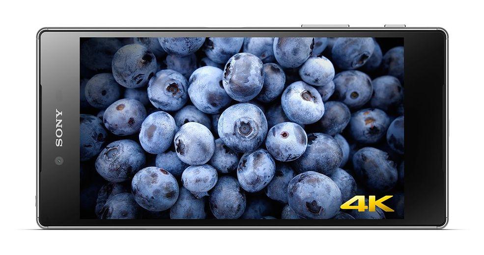 Sony może wkrótce zaprezentować nowego smartfona z ekranem 4K, który będzie następcą Xperii Z5 Premium