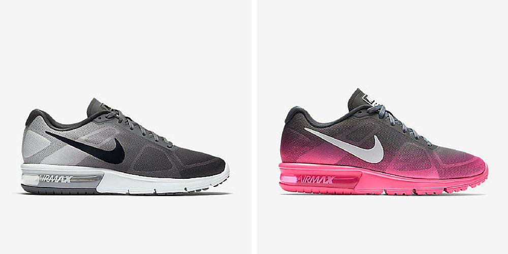 Designerskie i wygodne buty do biegania Nike Air Max Sequent