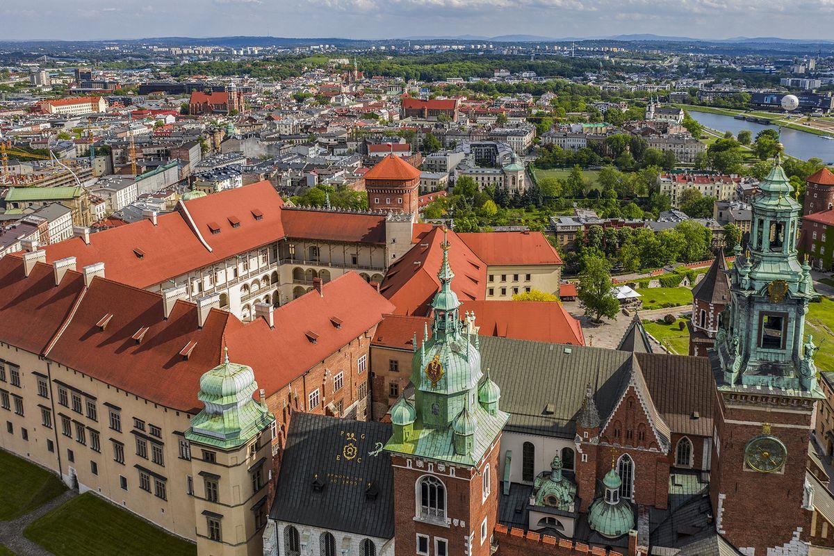 Wawel, fot. E. Marchewka