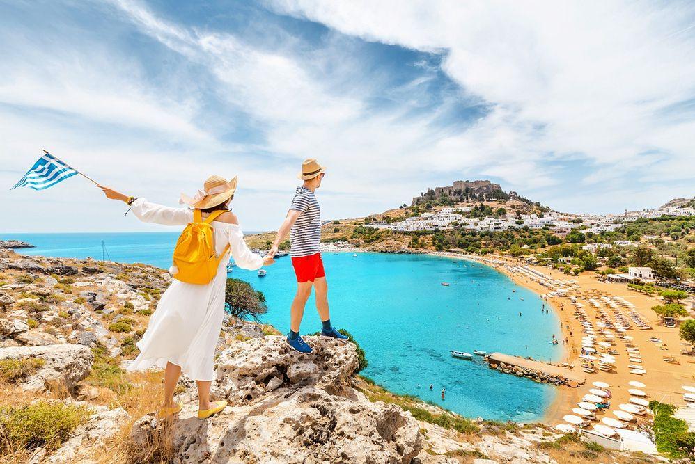 Wakacje 2021 w Grecji. Jakie są zasady wjazdu?