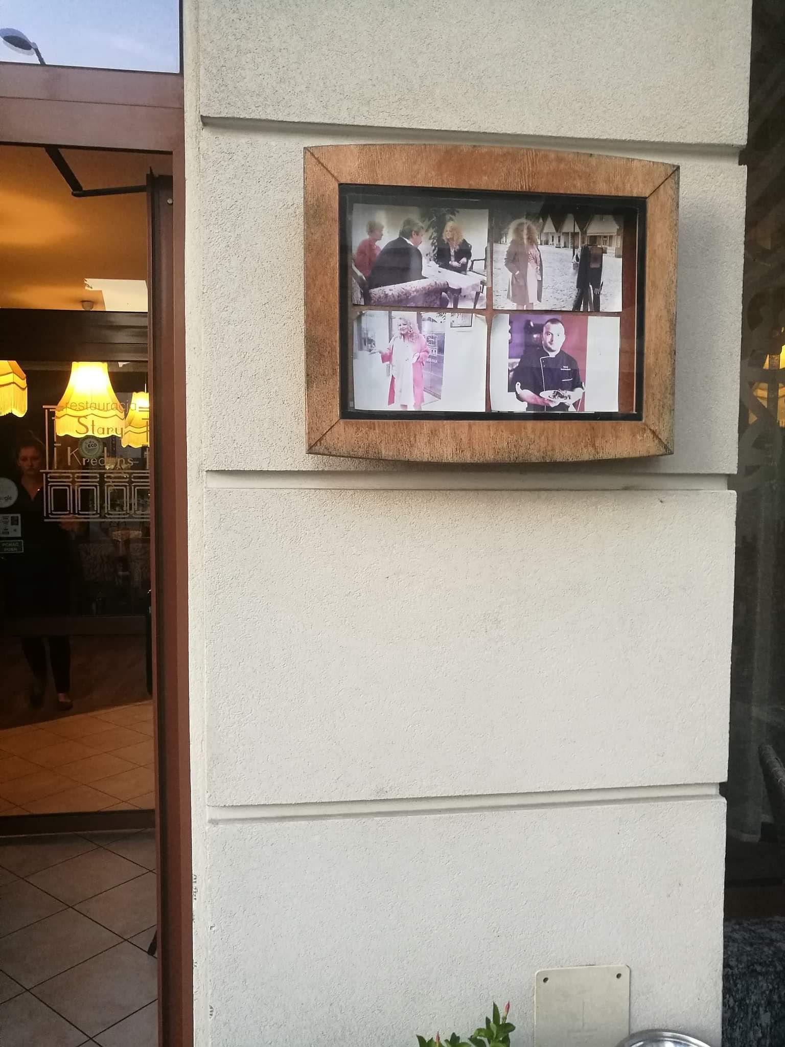 Restauracja Stary Kredens w Sanoku