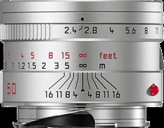 Leica Summarit-M 50mm F2.4 ASPH