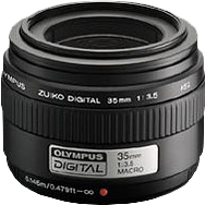Olympus Zuiko Digital 35mm 1:3.5 Macro