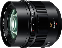 Panasonic Leica DG niecticron 42.5mm F1.2 ASPH OIS