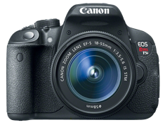 Canon EOS 700D (EOS Rebel T5i, EOS Kiss X7i)