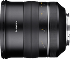 Samyang Premium MF 85mm F1.2