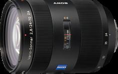 Sony 24-70mm F2.8 ZA SSM Carl Zeiss Vario-Sonnar T*