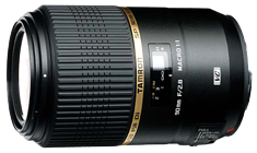 Tamron SP 90mm F2.8 Di VC USD 1:1 Macro (F004)