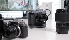 Fujifilm zaprezentował nowy aparat Fujifilm GFX100S